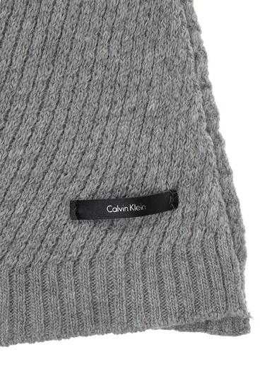 Calvin Klein Atkı Gri
